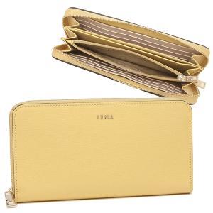 【返品OK】フルラ FURLA 長財布 バビロン XLサイズ イエロー レディース PCX7UNO B30000 0603S|axes