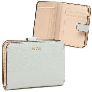 【返品OK】フルラ 二つ折り財布 バビロン Sサイズ ブルー レディース FURLA PCY0UNO B30000 0717S|axes