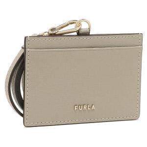 【返品OK】フルラ カードケース リンダ Sサイズ パスケース グレー レディース FURLA PDA0UNT B30000 0718S axes