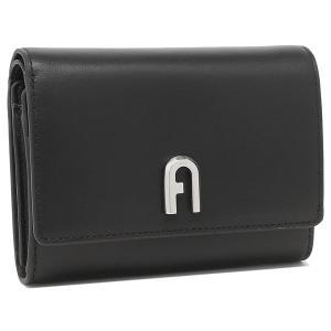 【返品OK】フルラ 二つ折り財布 ムーン Mサイズ ブラック レディース FURLA WP00127 AX0733 O6000 axes