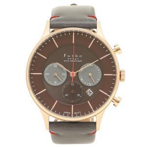 「P10%還元 4/5 0時〜24時」 フルボデザイン 腕時計 メンズ Furbo design F...