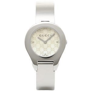グッチ 腕時計 GUCCI YA067506 シルバー...