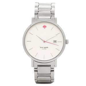 ケイトスペード 腕時計 KATE SPADE 1YRU0008 シルバー 【10%オフ対象】