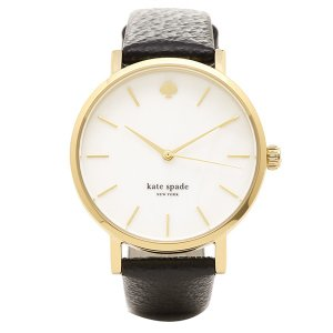 ケイトスペード 腕時計 KATE SPADE 1YRU0010 ブラックゴールド