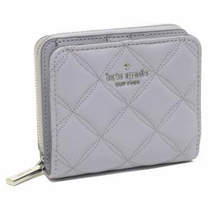 【返品OK】ケイトスペード アウトレット 二つ折り財布 ナタリア ライトブルー レディース KATE SPADE WLR00646 025|axes
