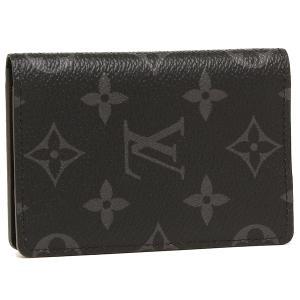 ルイヴィトン カードケース メンズ LOUIS VUITTON M61696 グレー|axes