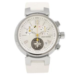 LOUIS VUITTON 時計 ルイヴィトン Q132C2 ホワイト|axes