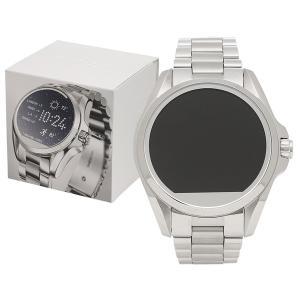 c03978647861 マイケルコース 腕時計 レディース スマートウォッチ アウトレット MICHAEL KORS MKT5012 シルバー ブルー