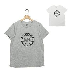 マイケルコース トップス Tシャツ アウトレット レディース MICHAEL KORS JS05MJ597J axes