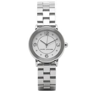 【10%オフクーポン対象】 マークジェイコブス 時計 MARC JACOBS MJ3472 RILEY ライリー レディース腕時計ウォッチ シルバー/シルバー