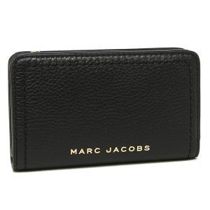 【返品OK】マークジェイコブス アウトレット 二つ折り財布 ブラック レディース MARC JACOBS S104L01SP21 001|axes