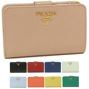 プラダ 二つ折り財布 サフィアーノ レディース PRADA 1ML225 QWA|axes