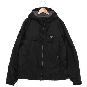 プラダ ジャケット ブルゾン リナイロンピューマ トライアングルロゴ ブラック メンズ PRADA SGB460 1WQ9 202 F0N5A axes