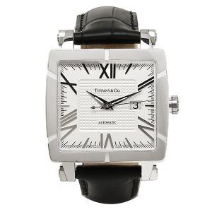 「P10%還元 10/23 10:00まで」 ティファニー 腕時計 TIFFANY&Co Z11007012A21A71A シルバー|axes