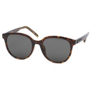 「7/25限定 P10%還元」サンローランパリ サングラス アイウェア レディース 55サイズ グレー ブラウン アジアンフィット SAINT LAURENT PARIS SL 317 F 002 axes