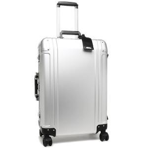 ゼロハリバートン スーツケース ZERO HALLIBURTON ZRG224-SI 94106-05 シルバー