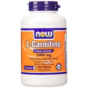 L-カルニチン(1000mg) 100錠