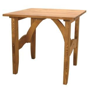 ダイニングテーブル 正方形 インテリア 食卓 テーブル ダイニング 木製テーブル 木製 木脚 天然木 お洒落 ナチュラルテイスト|axisnet