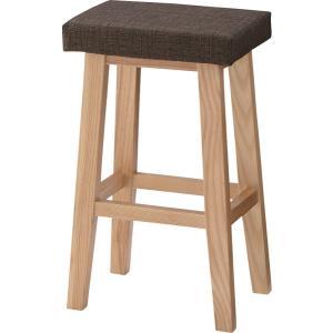 ハイ スツール ブラウン 1P 1人掛け チェア チェアー 椅子 イス|axisnet