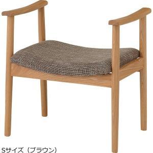スツール Sサイズ ブラウン 1P 1人掛け チェア チェアー 椅子 イス|axisnet
