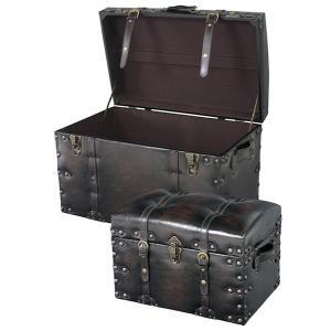 トランク セット ボックス ボックススツール ベンチ トランクベンチ ベンチタイプ トランク 収納庫 収納 収納ボックス 収納スツール|axisnet