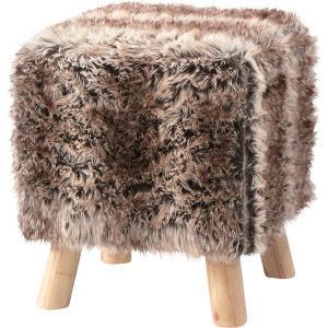 スツール ブラウン 1P 1人掛け チェア チェアー 椅子 イス|axisnet