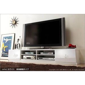 背面 収納 TVボード ROBIN ロビン 幅180cm ホワイト テレビ台 TV台 テレビボード テレビラック TVラック AVラック AVボード AV収納 キャスター付き axisnet