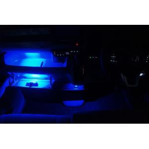 ホンダ N-BOX(型式:JF3/4)調光機能付き!8色選択可!高輝度3チップLED仕様!ダッシュボード&コンソールランプキット(メール便発送※時間指定不可!) axisparts 02