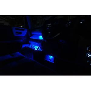ホンダ N-BOX(型式:JF3/4)調光機能付き!8色選択可!高輝度3チップLED仕様!ダッシュボード&コンソールランプキット(メール便発送※時間指定不可!) axisparts 03