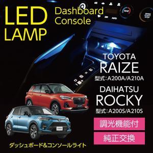 (青3月中旬入荷)トヨタ ライズ / ダイハツ ロッキー(型式:A200#/A210#)  ダッシュ...
