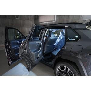 トヨタ RAV4 (50系)(型式:MXAA#)専用 2019年4月(平成31年4月)LED基板 リモコン式調光機能付き!3色選択可!LEDルームランプキット(C)(S)|axisparts|04