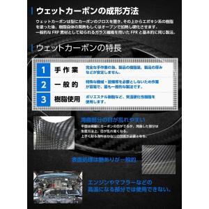 (8月初旬入荷予定)ホンダ シビック タイプR(FK8)ドライカーボン製フォグカバー 2点セット/rj233※純正交換タイプ axisparts 05