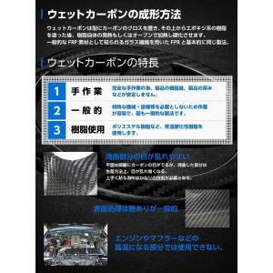 (新商品)(8月初旬入荷予定)スズキ スイフト/スポーツ ドライカーボン製ミラーカバー/st445※サイドターンランプ非装備/カメラ付ミラー装備車両は適合不可 axisparts 05
