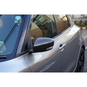 (新商品)(8月初旬入荷予定)スズキ スイフト/スポーツ ドライカーボン製ミラーカバー/st445※サイドターンランプ非装備/カメラ付ミラー装備車両は適合不可 axisparts 09