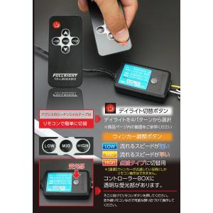 (新商品)シーケンシャルウィンカー LEDテープ  流れるウィンカー/デイライト 薄さわずか3.2mm 途中カットも可能  60cm 2本1セット(S) axisparts 02
