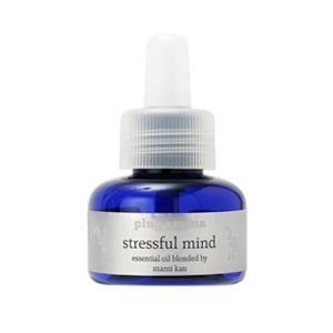 プラグアロマ ストレスフルマインド 交換用リキッド 25ml 「plug aroma stressful mind」
