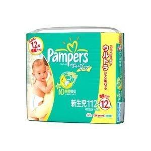 パンパース テープ スーパージャンボ S {74枚+4}×4P(4〜8kg)