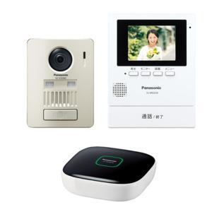 パナソニック モニター壁掛け式ワイヤレステレビドアホンキット VL-SGZ30K|axsetafana