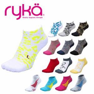 即納 Ryka ライカ R-SOX-9 足袋ソックス 靴下 ソックス サイズ フィットネス レディス...