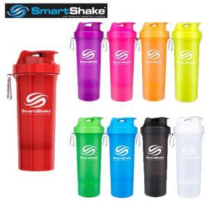 SmartShake  スマートシェイク スリム 500ml プロテイン プロテインシェイカー プロ...