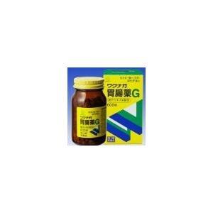 第2類医薬品 ワクナガ胃腸薬G 600錠