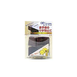 ゴッツン防止コーナーマット4個入り×(2セット)|ayahadio
