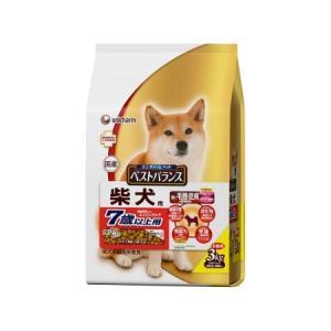 ベストバランスカリカリ仕立て柴犬用7歳以上用3.0kg|ayahadio