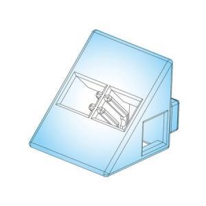 Artecブロック基本三角8Pクリア(品番:77891)