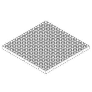 Artecブロックベース正方形大ヘッダーPP袋付(品番:77912)