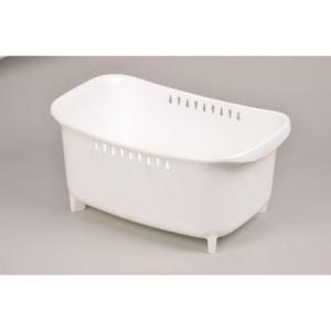 モデルノ 洗い桶(ホワイト)|ayahadio