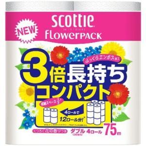 スコッティ フラワーパック 3倍長持ち 4ロー...の関連商品7