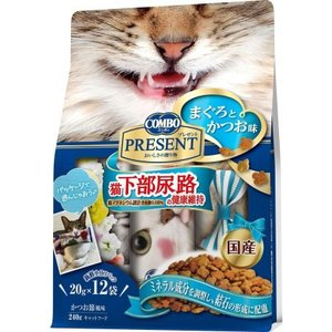コンボ プレゼント キャット ドライ 猫下部尿路の健康維持|ayahadio