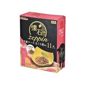 懐石zeppin 11歳以上用 芳醇チーズ・まぐろ節添え|ayahadio