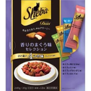 SDU12シーバデュオ香りのまぐろ味240g